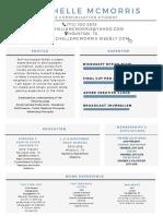 queichelle new resume