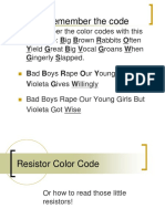 Resistor Color Code Power Point (1)