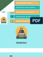 Diapositivas Memoria
