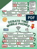 Mobile Phones Speaking Boardgame