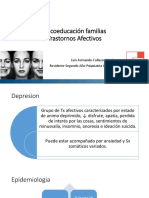 Psicoeducacion Familias - Trastornos Afectivos