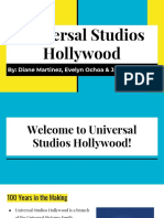 comm362 - universal studios pitch presentation