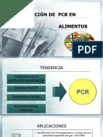 APLICACIÓN DE  PCR EN ALIMENTOS.pdf