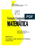 Mdulo 2 - Algebra