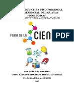 PROYECTO PARA UNA FERIA DE CIENCIAS.docx