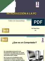 introducción a la PC