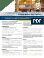 Beijing Foreign Studies University 2019-2