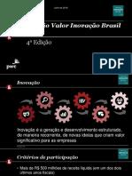 Ranking Inovacao Brasil Destaques 2018