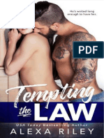 Tempting the Law - Alexa Riley