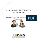Evaluación, Feedback y calificación en el trabajo por retos ETHAZI.pdf