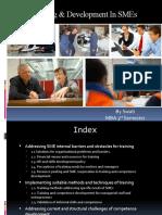 Training & Development in SMEs