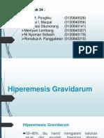 Hiperemesis Gravidarum Kel. 34