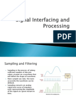 4.Signal Interfacing Processing