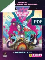 Dinosaur Island - Replica Espanol