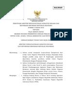 Permenpan Nomor 4 Tahun 2019 Tentang Nilai Ambang Batas Seleksi Pppk
