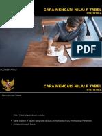CARA_MENCARI_NILAI_F_TABEL_STATISTIKA.pptx