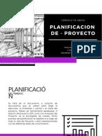 Gerencia - Planificacion