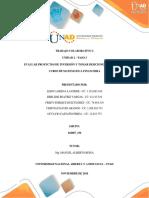 Grupo 102007A_474 - Paso 3- evaluar proyectos de inversion y tomar decisiones financiera..docx