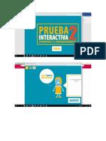 Pantallzos de prueba interactiva Semana 2..docx