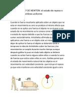 LA PRIMERA LEY DE NEWTON.docx