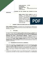 EJECUCION DE ACTA DE CONCILIACION SOBRE ALIMENTOS..docx