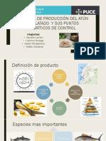 Cadena de Producción del Atún expo microbiologia.pptx