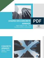 3- Concreto Armado - Flexión. DECA0916