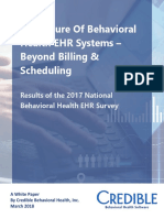 Credible EHR Market Survey Results White Paper-1