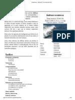 Delphinidae - Wikipedia, La Enciclopedia Libre