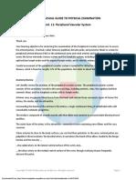 LWW BATES 11 Peripheral Vascular System Transcript FINAL