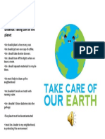 take care of the planet.pptx