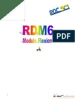 Utilisation RDM6 2