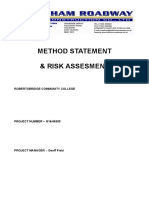 method statement & risk assessment.doc
