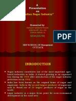 37365912 Indian Sugar Industry 2007