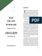 Diamon Sutra - Kinh Kim Cương Bát Nhã Ba La Mật - Đoàn Trung Côn