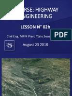 s2-Sesión 02a - Semama 02 Highway Engineering - 21.08.18