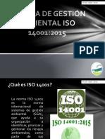 SISTEMA DE GESTIÓN AMBIENTAL ISO 14001.pptx