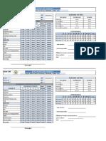 Report Card Excel Grade 11 Per Sem