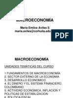MACROECONOMIA-Emilce Aviles-CLASES I-II.ppt
