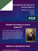 Dictadura de Gustavo Rojas Pinilla