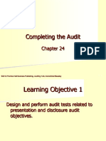 Arens14e_ch24_ppt-Completing the Audit.ppt