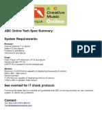 ABC Online IT Check Doc v1.0.pdf