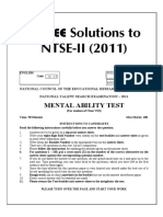 NTSE Stage 2 2012 to 2018 Combined Question Paper With Solutions.pdf