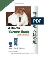 Aikido Yurusu Budo_ Shoji Nishio.pdf