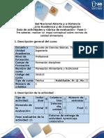 Guía de Actividades y Rúbrica de Evaluación- Fase 1-Presaberes-realizar Un Mapa Conceptual Sobre Normas de Calidad Alimentaria.docx