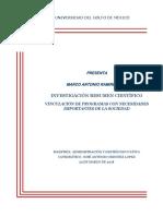 Investigación Vinculacion de Programas Mage-ugm