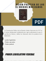 2.1 Constitución Política de Los Estados Unidos Mexicanos