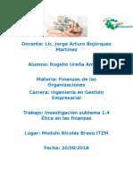 TAREA 1.4 LA ETICA EN LAS FINANZAS 1.docx