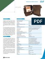 Circutor QNA-P Serie Datasheet
