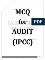 IPCC Audit MCQs By Vinit Mishra Sir.pdf